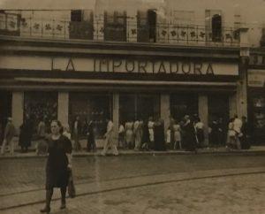 La importadora en los años 50