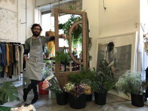 Unión de arte, diseño y moda en la Importadora Shop&Gallery